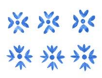 拉长的符号 库存图片