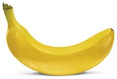 拉长的香蕉 库存照片