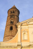 拉韦纳-圣乔凡尼Battista教会  免版税图库摄影