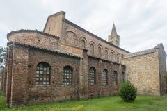 拉韦纳(意大利) 免版税库存照片