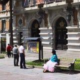 拉巴斯,玻利维亚香港大会堂  库存照片