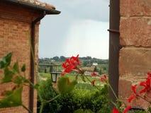 维拉Nottola,皮耶蒙特地区,意大利 免版税库存图片