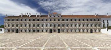 维拉Vicosa公爵的宫殿 免版税库存照片