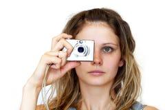 拍摄 免版税库存照片