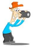 拍照片 免版税图库摄影