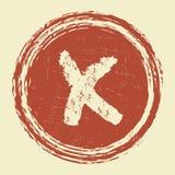 拒绝 免版税图库摄影