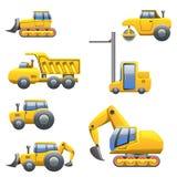 拖拉机的另外类型 免版税图库摄影