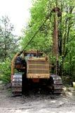 拖拉机 库存图片