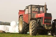 拖拉机 免版税图库摄影
