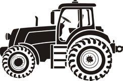 拖拉机 免版税库存图片