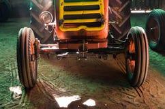 拖拉机 库存照片