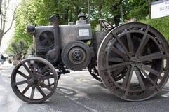 拖拉机Orsi 免版税库存图片