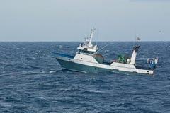 拖网渔 图库摄影