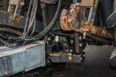 拖车连接 库存图片