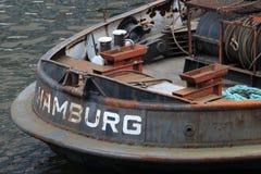 拖轮-汉堡 免版税库存照片
