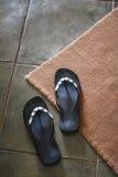 拖鞋 库存照片