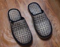 拖鞋 库存图片