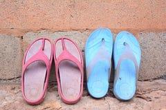 拖鞋 图库摄影