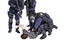 拘留 免版税库存图片