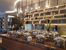 招待会9月15日, Mercure旅馆Selayang雪兰莪鸡尾酒 库存图片