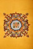 拜占庭式的hagia模式sophia 免版税图库摄影