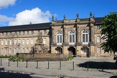 拜罗伊特新的宫殿 免版税库存照片