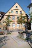拜罗伊特老镇历史的博物馆 免版税库存图片