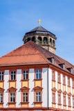 拜罗伊特老镇-老城堡 库存图片