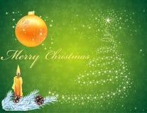 拟订圣诞节问候 库存图片