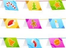 拟订圣诞节 库存图片