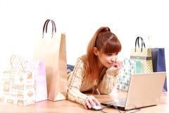 拟订dof重点现有量在线浅购物非常 图库摄影