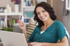 拟订dof重点现有量在线浅购物非常 免版税图库摄影