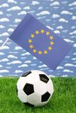 拥护欧洲同盟 免版税图库摄影