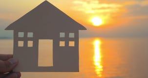 拥有海边房子 影视素材
