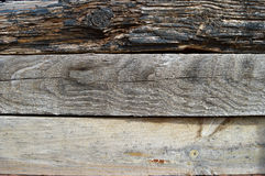 阻拦木 免版税图库摄影
