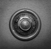 拨号盘保险柜锁 库存图片
