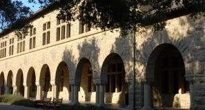 拱廊列斯坦福 免版税库存图片