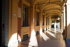 拱廊 免版税库存照片