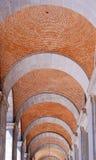 拱廊 免版税图库摄影