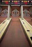 拱廊狂欢节比赛 免版税库存图片