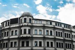 拱廊建筑学 图库摄影