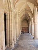 拱廊线  库存图片