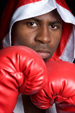 拳击人 免版税库存图片