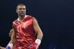 拳击手泰尔韦尔Pulev 库存照片