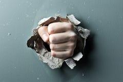 拳头 免版税库存图片