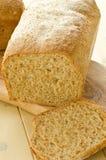 拼写的面包 免版税库存照片