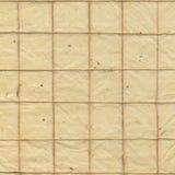 拼贴画纤维纸张正方形纹理 免版税库存照片