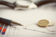 拼贴画致力企业问题 免版税库存图片