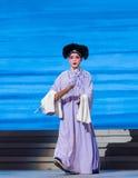 """拿着一伞Kunqu Opera""""Madame白色Snake† 库存照片"""