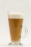 拿铁咖啡 免版税库存照片